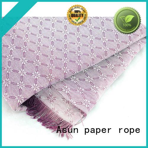 Hot cloth paper pulp Asun paper rope Brand