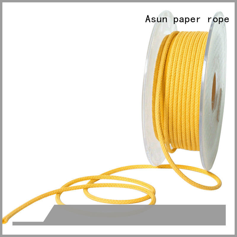 Asun paper rope braided code wholesale for led lamp