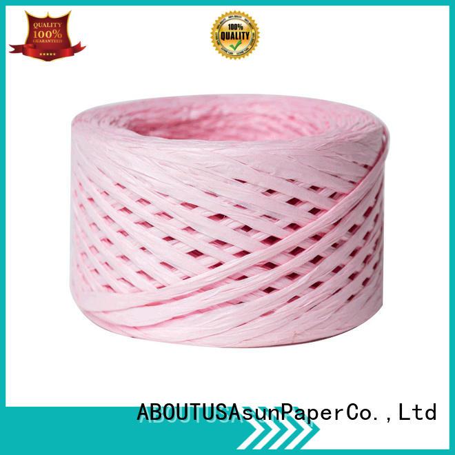 raffia raffia cord manufacturer for DIY