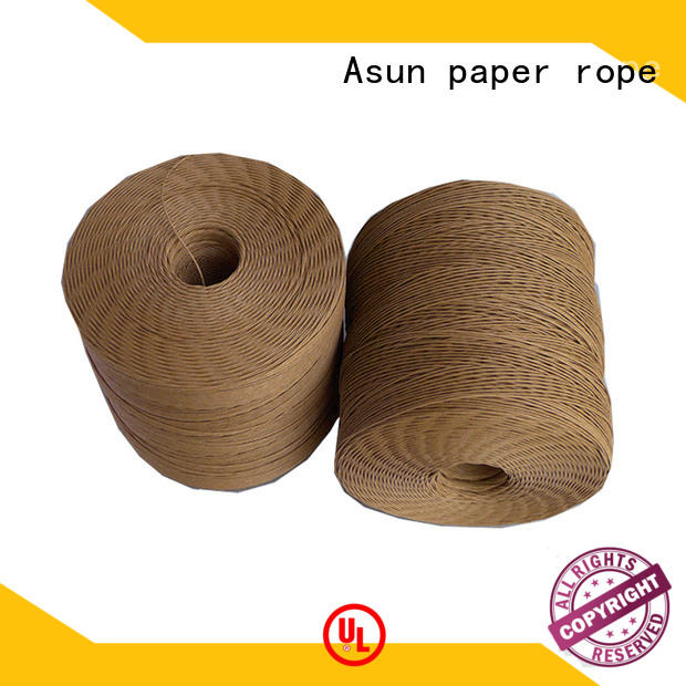 twine rope wholesale for craftwork gifts Asun paper rope