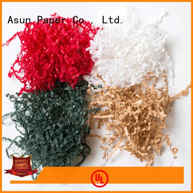Asun paper rope environmental raffia ribbon for DIY