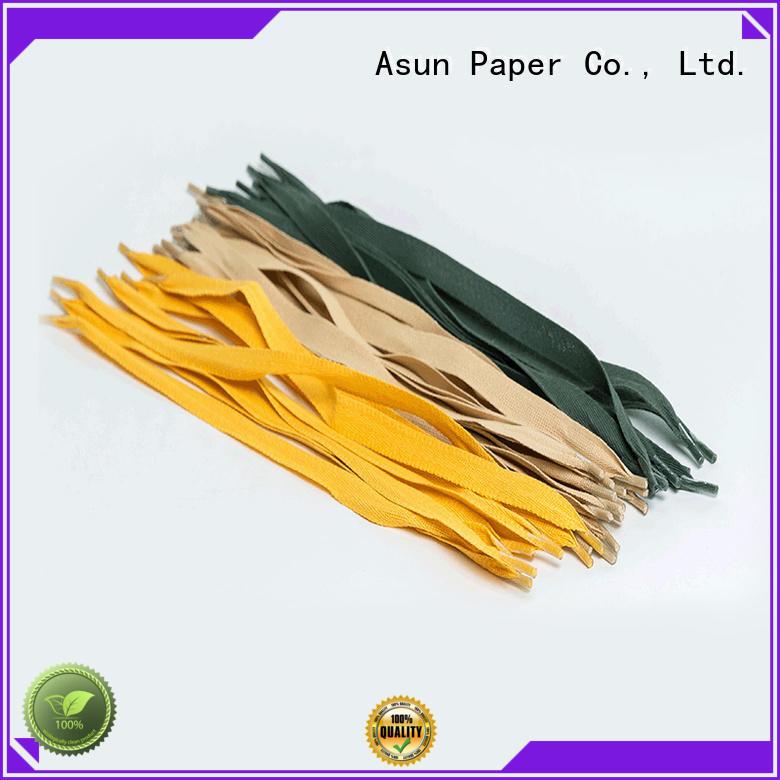 machine rope paper bag handle rope wrist white Asun paper rope Brand