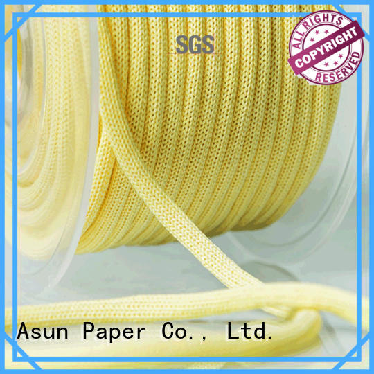 Asun paper rope cord paper customized for pendant light