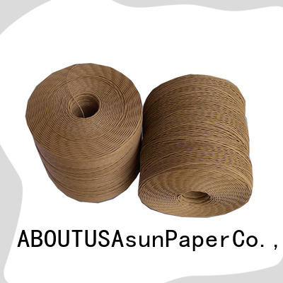 multifunctional paper cord factory price for craftwork gifts