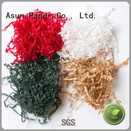 Asun paper rope raffia ribbon customized for DIY
