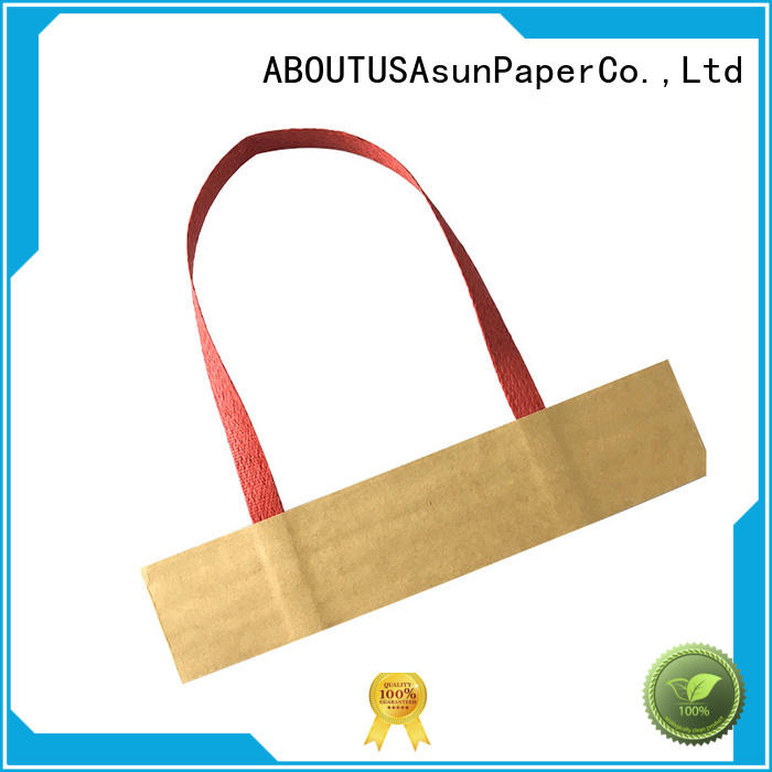 Asun paper rope wrist paper handle paperhandle flat