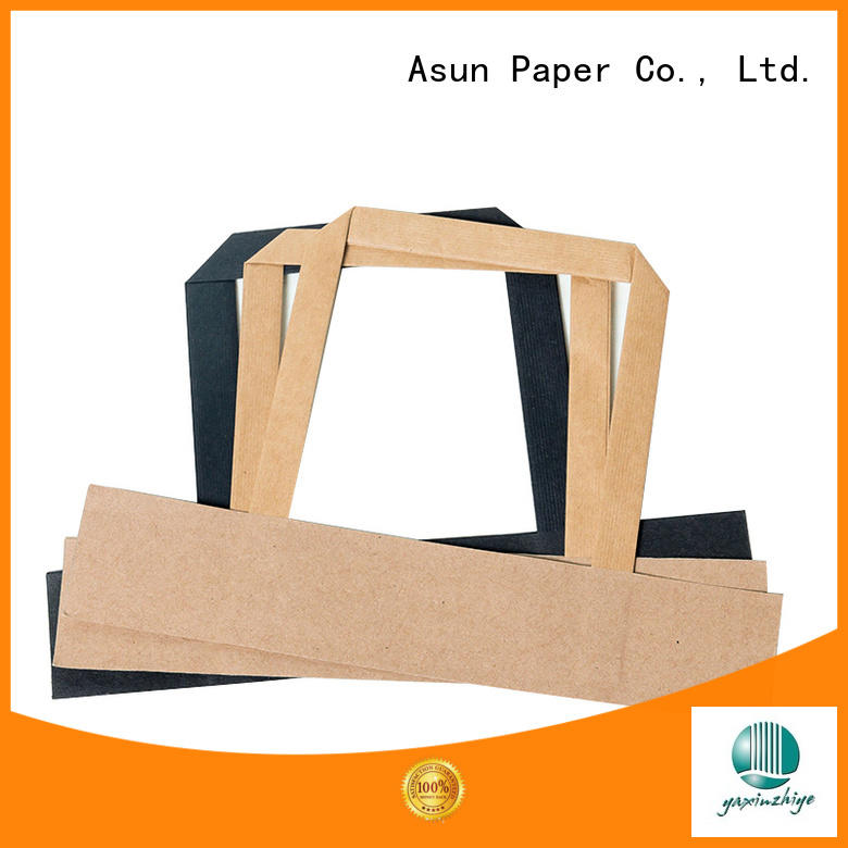 Asun paper rope wrist paper handle customized for house