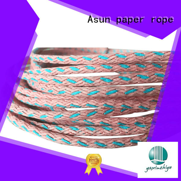Asun paper rope party paper ribbon supplier for led lamp