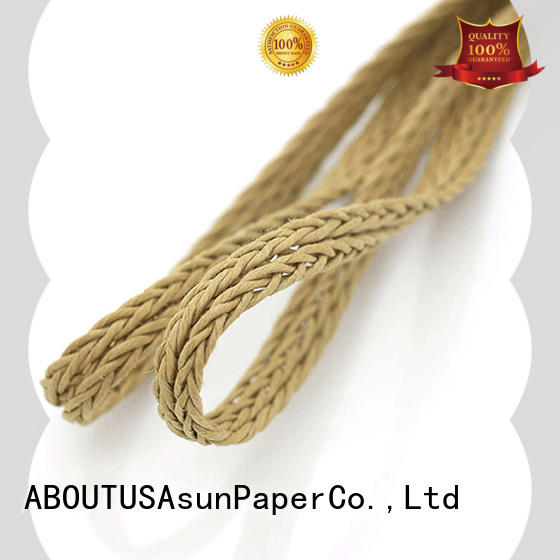 Asun paper rope paper twine personalized for pendant light
