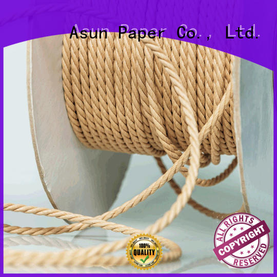 single rope paper double indoor Asun paper rope