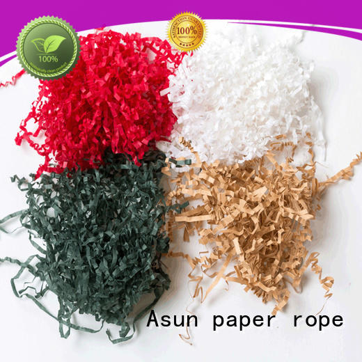 Asun paper rope wrapping raffia paper twist strips DIY