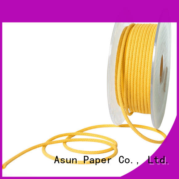 pure braided twine supplier for led lamp