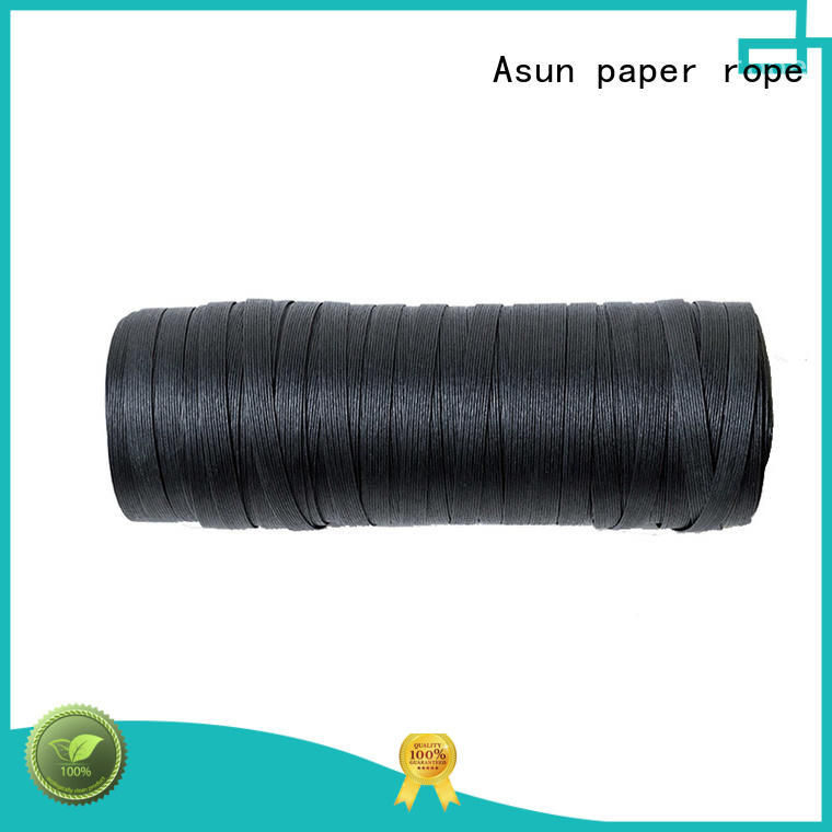 currency straps wrapping paper ribbon wrap Asun paper rope Brand