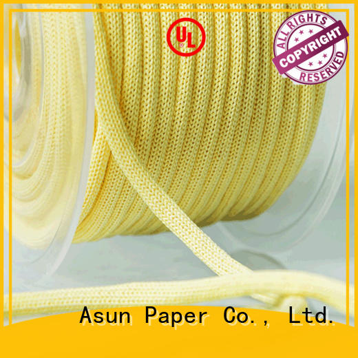 Asun paper rope multifunctional brown paper twine customized for home textile