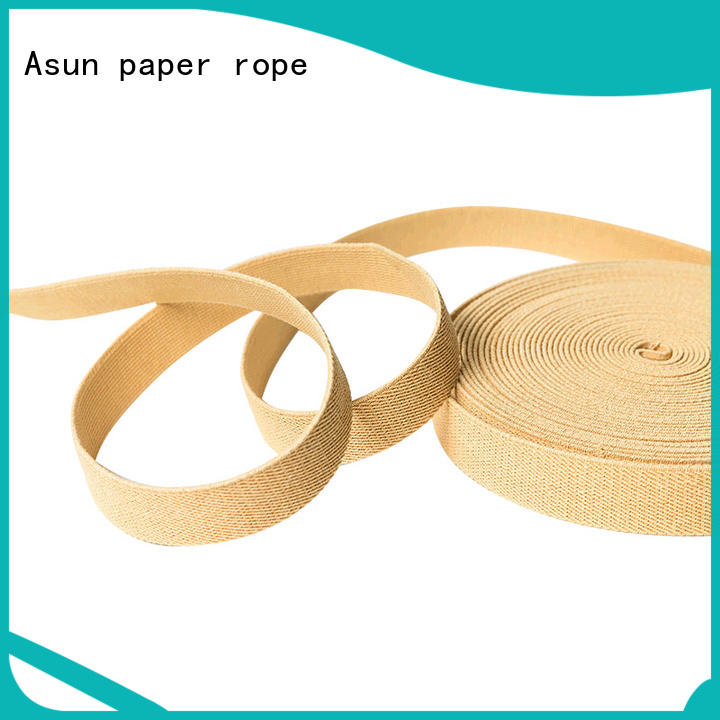 professional paper ribbon roll series for bags