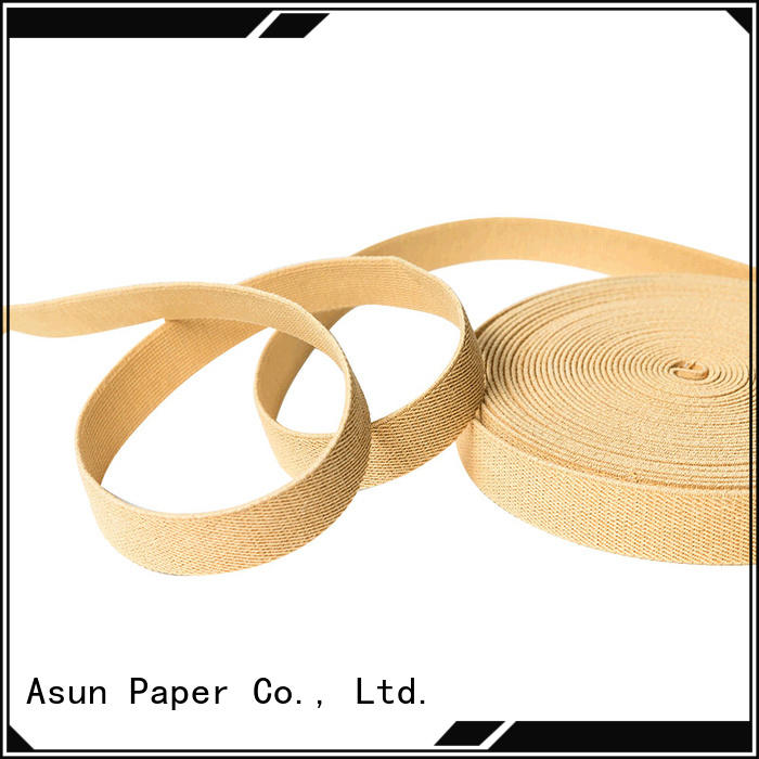 Asun paper rope paper paper ribbon roll customized for paper handles