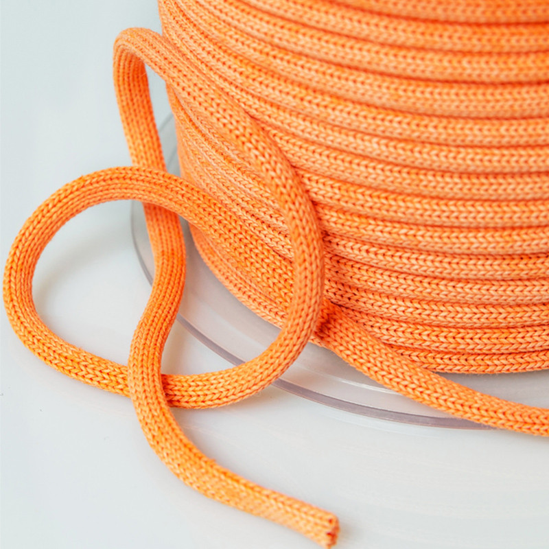 knitted cord paper directly sale for led lamp-1