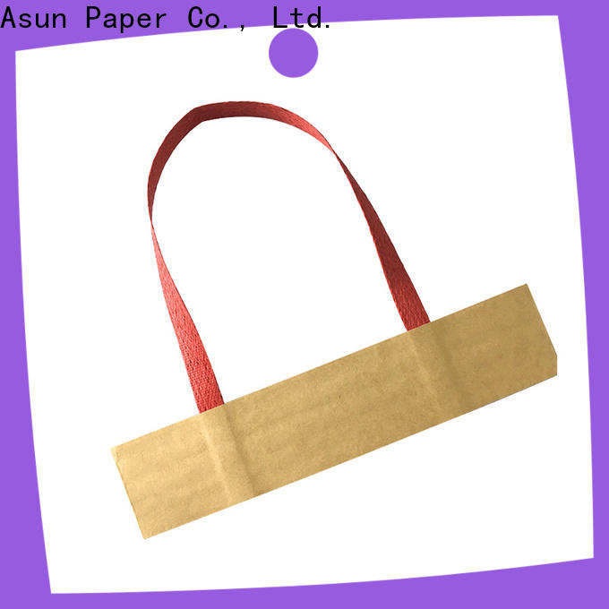 Asun paper rope paper handle from China for house