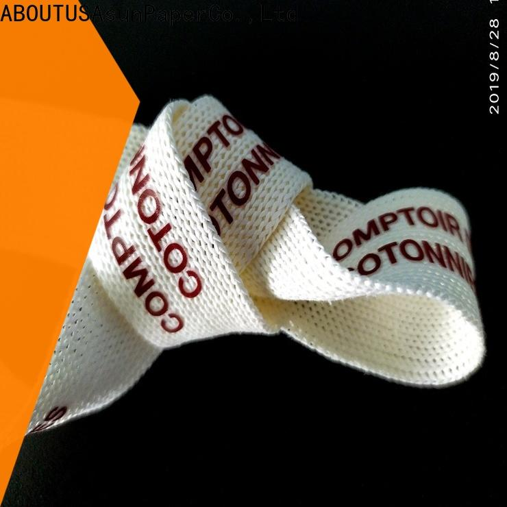 environmental paper ribbon series for shoes