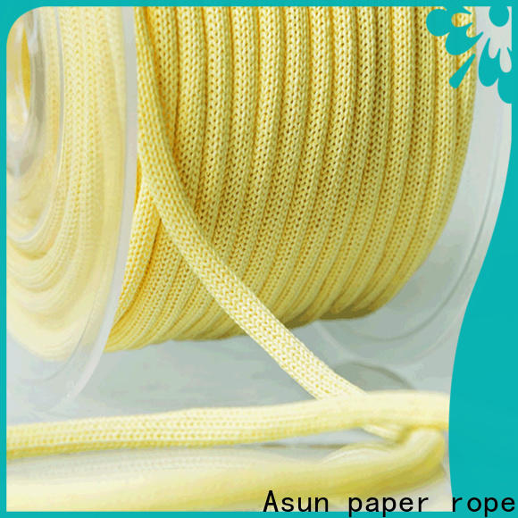 knitted cord paper directly sale for led lamp
