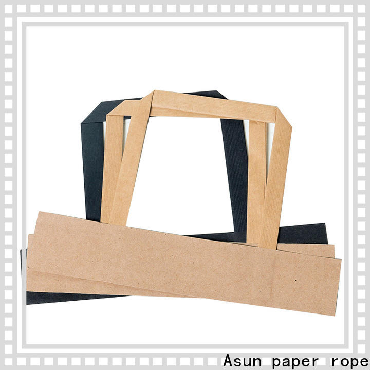 Asun paper rope paper handle series for house
