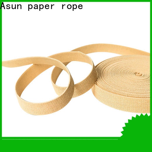 Asun paper rope paper ribbon from China for home textile