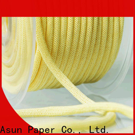 woven paper rope ribbon from China for led lamp