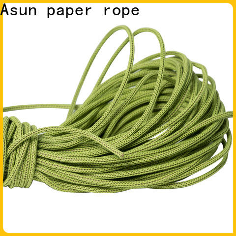 Asun paper rope multifunctional wired paper ribbon series for shoes