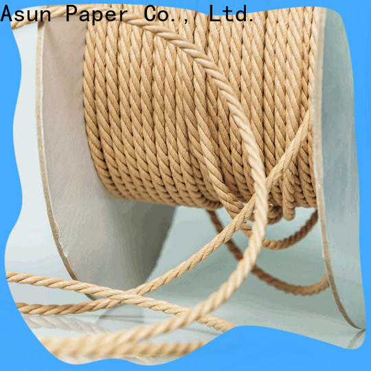 Asun paper rope twine rope factory price for home textile