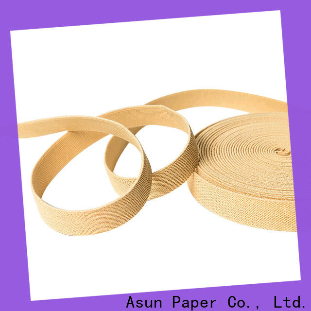 braided paper ribbon from China for paper handles