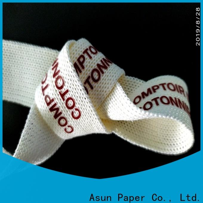 Asun paper rope paper ribbon customized for paper handles