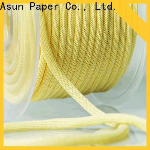 Asun paper rope multifunctional wired paper ribbon customized for pendant light