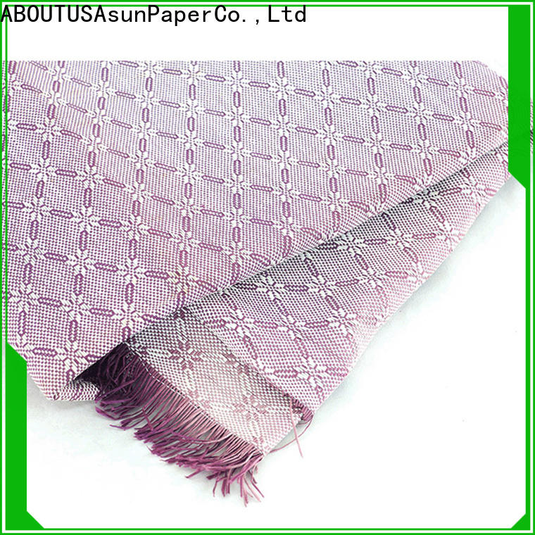pure fabric paper design for garment accessories home for furnishing printing &packaging for craftwork