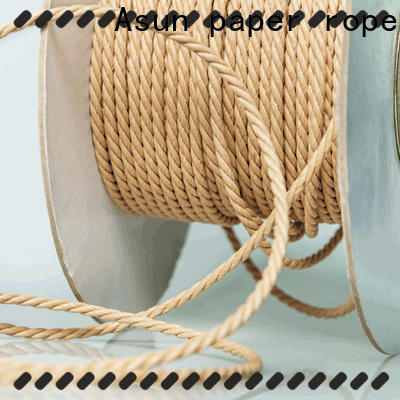 Asun paper rope paper cord factory price for pendant light