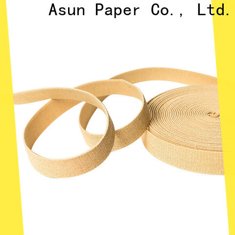 Asun paper rope professional paper ribbon roll directly sale for shoes