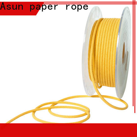 Asun paper rope paper twine supplier for shoes