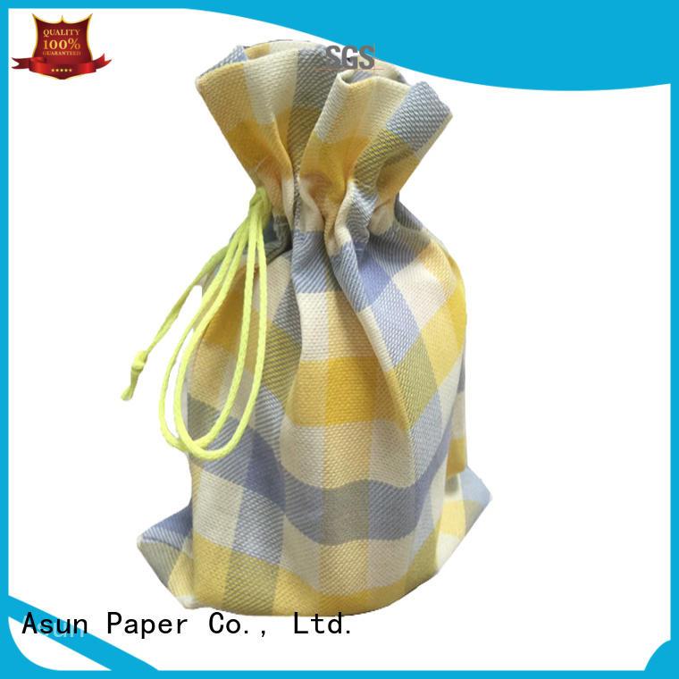 black paper bag clothing manufacturer for dresses